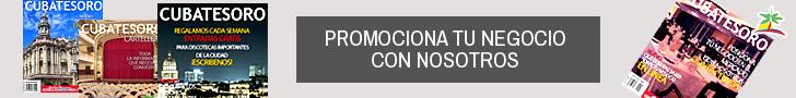 Cuba Tesoro 728×90 Promociona tu negocio con nosotros GRIS LIGHT