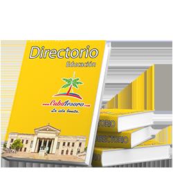 Directorio Cuba Tesoro Educación
