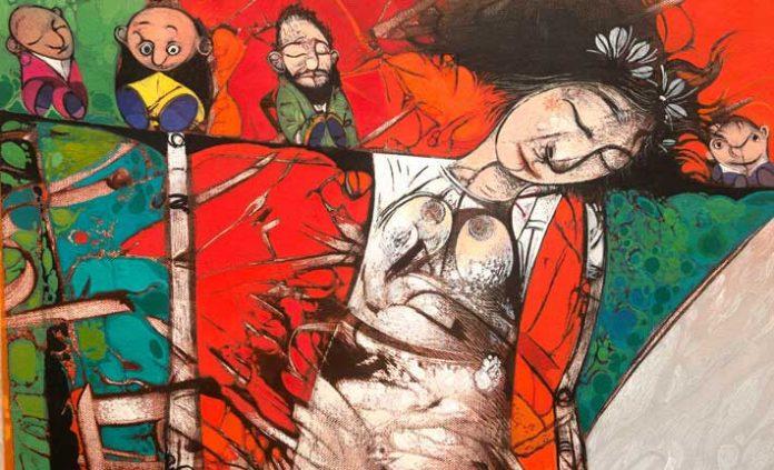 Las Artes plásticas de la Revolución