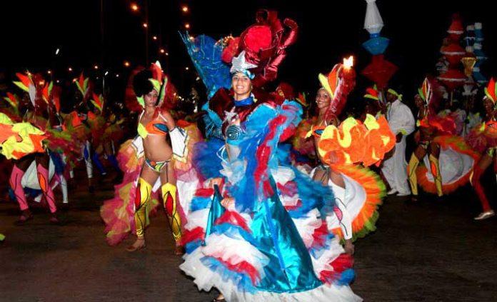 Los Carnavales en Cuba