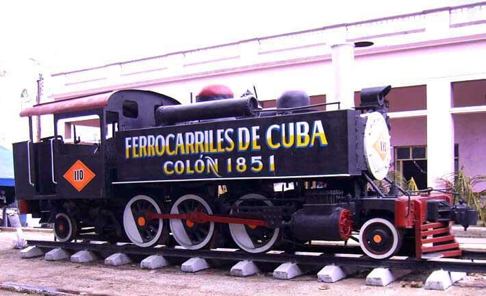 Los Ferrocarriles de Cuba