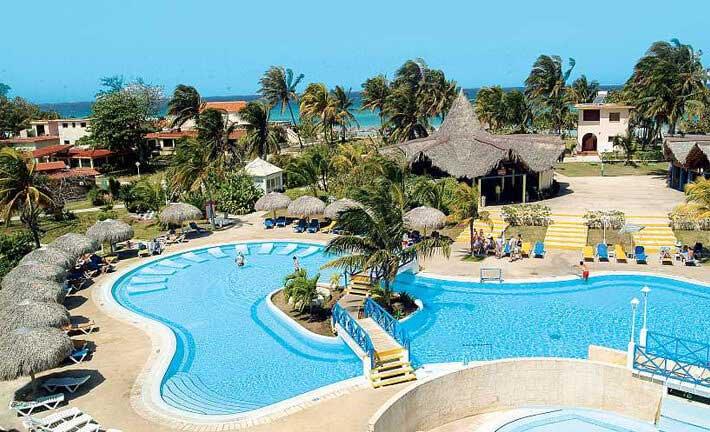 infraestructura turística cubana