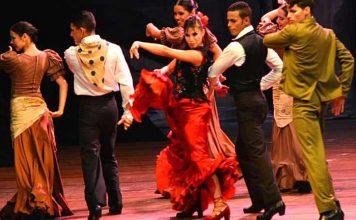 El Ballet Español de Cuba