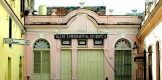 El Taller Experimental de Grabado de La Habana