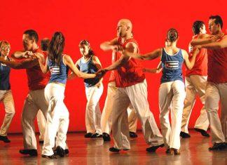 Cuba país de bailadores