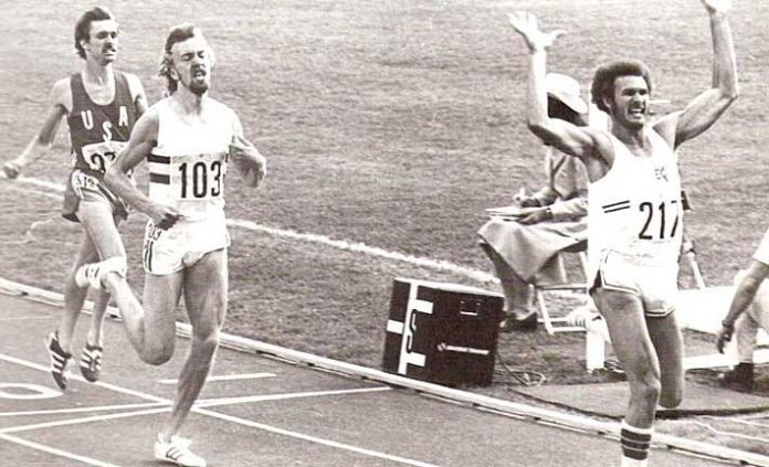 El atletismo cubano