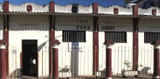 La fábrica de bebidas Casa Garay