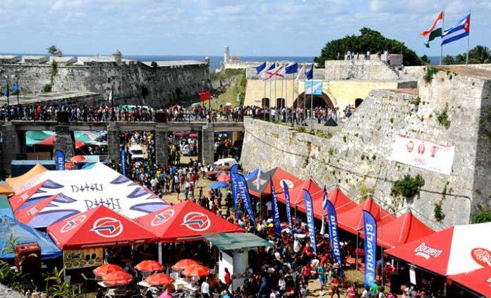 La Feria Internacional del Libro de La Habana