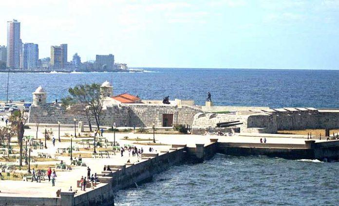 El Castillo de San Salvador de La Punta