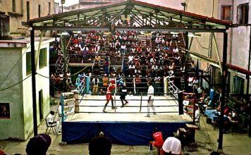 El Boxeo Cubano