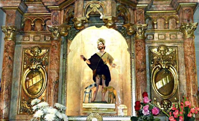 La devoción por San Lázaro en Cuba