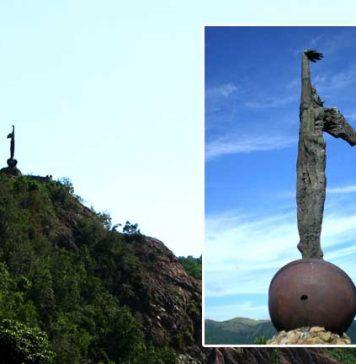 El Monumento al Cimarrón