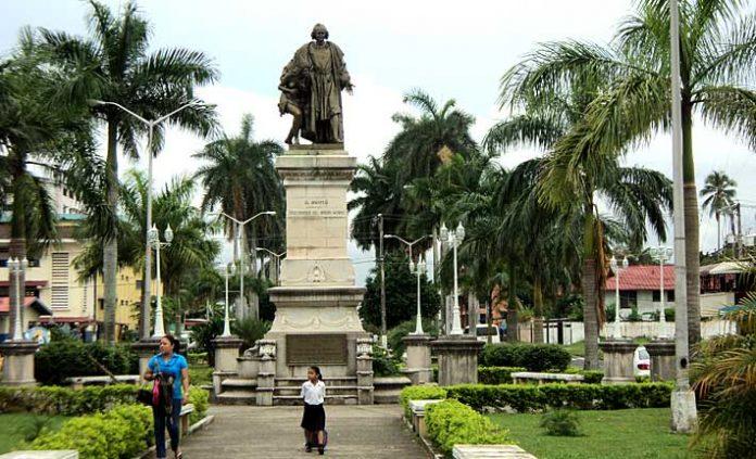 El Parque Cristóbal Colón