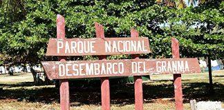 El Parque Nacional Desembarco del Granma