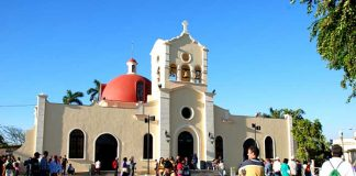 El Santuario de San Lázaro
