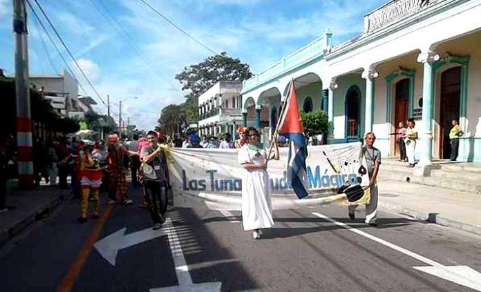 Festival Internacional de Magia Anfora Las Tunas