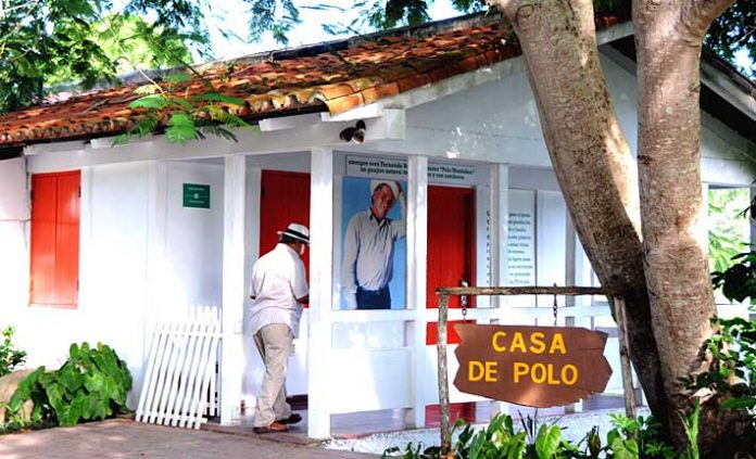 La Casa Museo de Polo Montañez