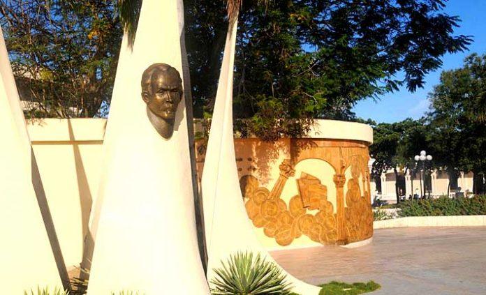 La Plaza Martiana de Las Tunas