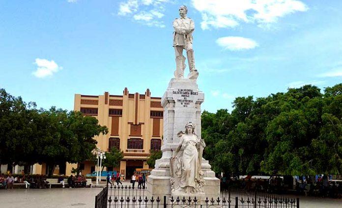 El Parque Calixto García