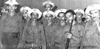 La lucha contra bandidos en Yaguajay