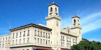 Estación Central del Ferrocarril de La Habana