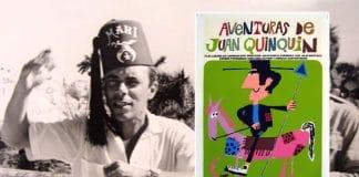 Film Aventuras de Juan Quinquín