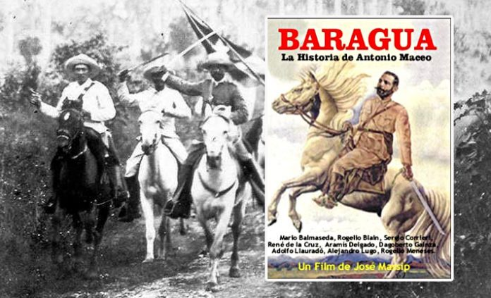 Filme Baraguá