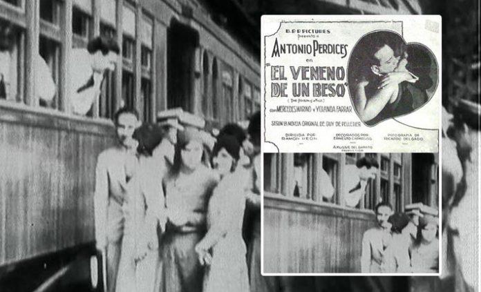 Film El veneno de un beso