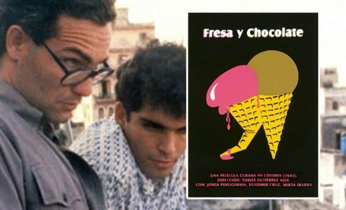 Film Fresa y Chocolate