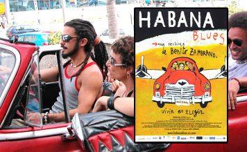 Habana Blues cuenta la historia de dos jóvenes músicos, Ruy y Tito, cuya música es una mezcla de música tradicional cubana, del Rock and Roll y el Blues,