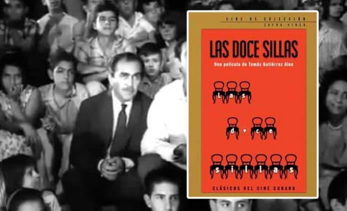 Αποτέλεσμα εικόνας για Tomás Gutiérrez Alea: LAS DOCE SILLAS