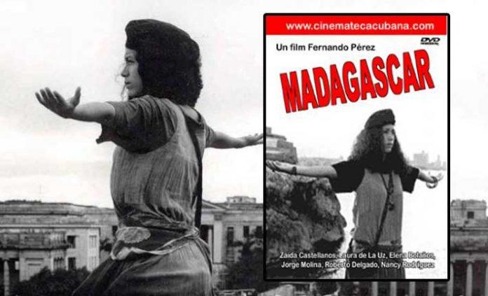 El Film Madagascar