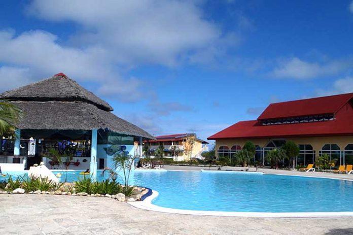 El Hotel Brisas Covarrubias