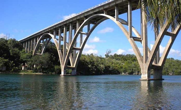 El Parque Turístico Río Canímar