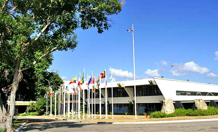 El Palacio de las Convenciones