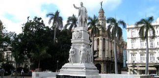 El Parque Central de la Habana