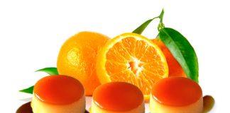 Falso tocinillo de naranja