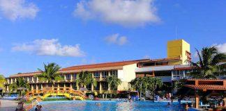 El Hotel Club Amigo Atlántico