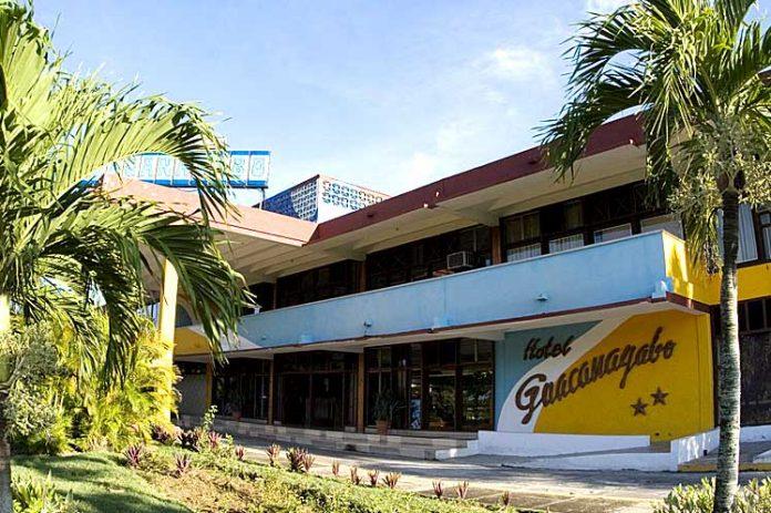 El Hotel Guacanayabo, de categoría 2 estrellas