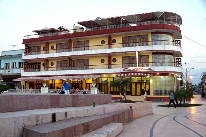 El Hotel Cadillac