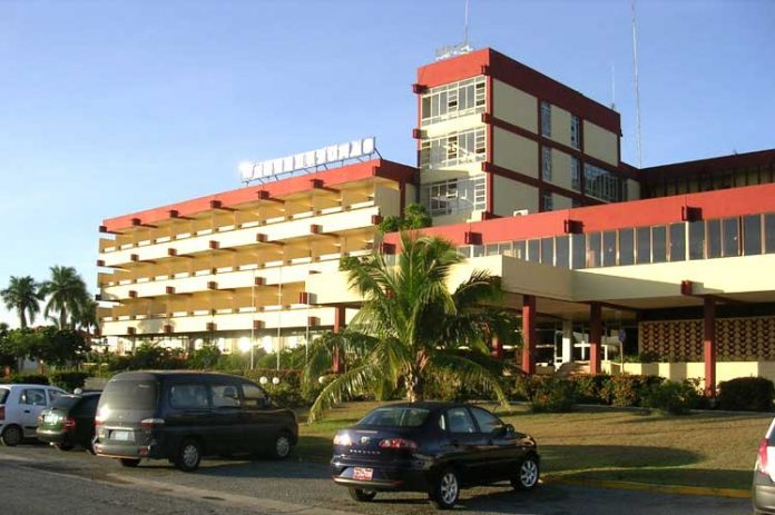 El Hotel Las Tunas