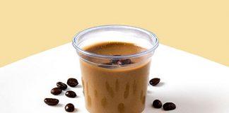 Natilla de café