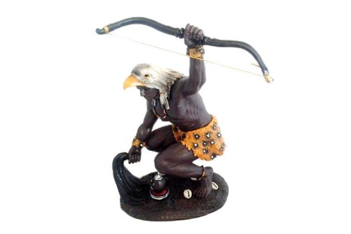 Ochosi es un Osha del grupo de Orisha Oddé
