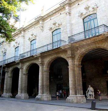 El Museo Palacio de los Capitanes Generales