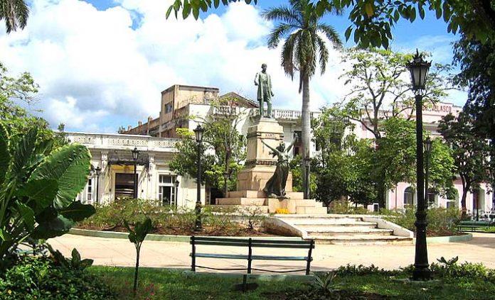 Parque de La Libertad de Matanzas