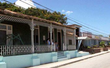 Casa Natal de Celia Sanchez Manduley