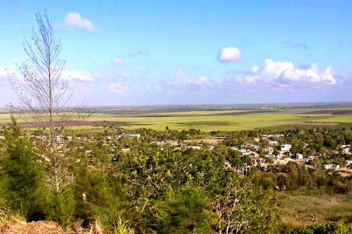 El Cerro de Caisimú