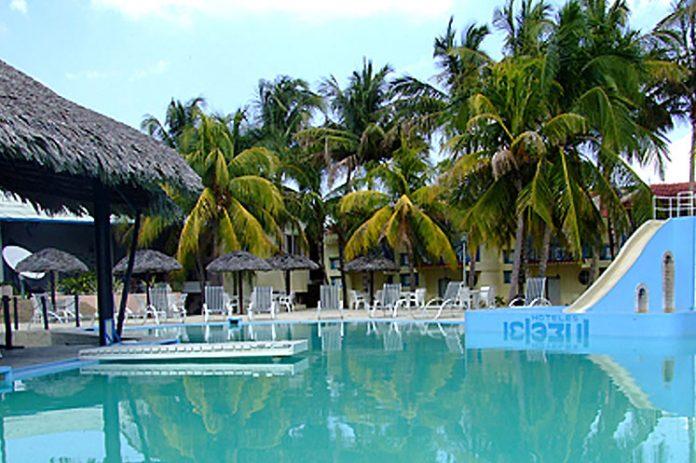 El Hotel Caimanera, de categoría 3 estrellas
