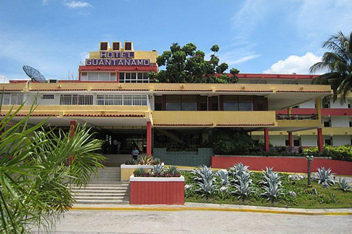 El Hotel Guantánamo, de categoría 2 estrellas