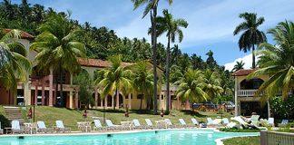 El Hotel Porto Santo disfruta de una ubicación privilegiada